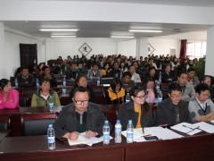 云南昭通正道教育2015年4月家长会